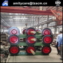 Widely Concrete Used Steel Spun Pipe spinning Machine