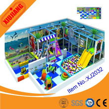 2015 New Design Indoor Playgrounds in NY (XJ2032)