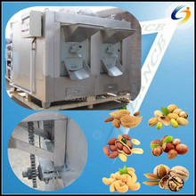 Complete process peanut sheller peanut roaster peanut butter machine for butter plant