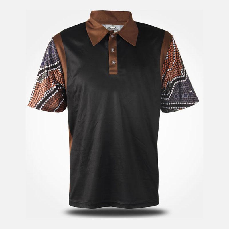 Custom bowling polo shirt microfiber polo shirt buy for Custom embroidered polo shirts no minimum order