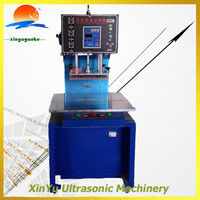 metal welding shape or plastic injection molding parts induction heating machine