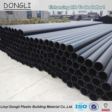 factory price PE100 raw material pe water pipe 110mm hdpe irrigation pipe