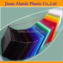 colored acrylic pmma sheet 4x6 feet perspex sheet