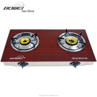 Super flame gas stove, gas burner stove with double burner