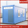 fertige in china container Motel