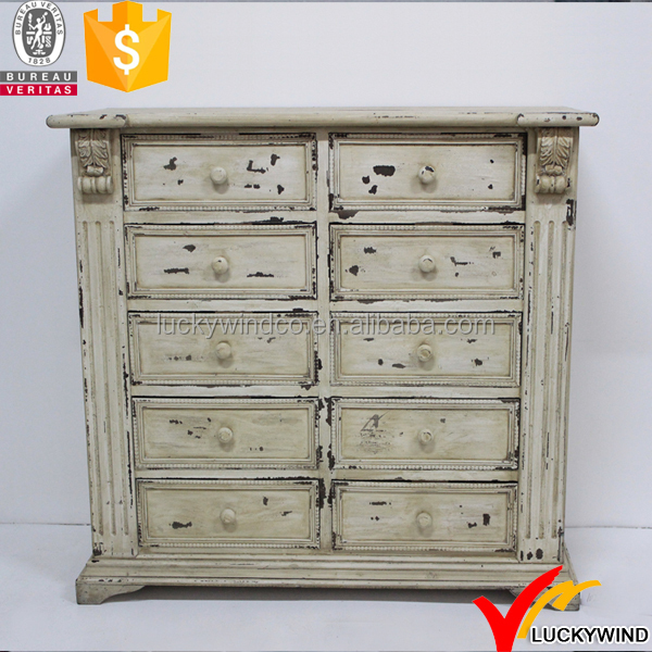 distressed white drawers handmade shabby chic wood furniture buy wood furniture solid wood