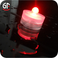 Event Decorating Materials White Flame Led Tea Lights