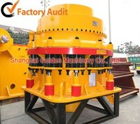 High-efficiency hydraulic cone crusher with competive price