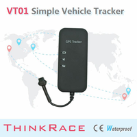 2015 Thinkrace Hidden gsm alarm system VT01 with built-in antenna