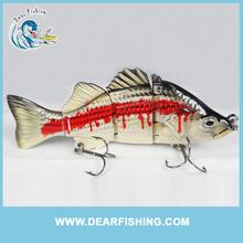 Simulation Fishing Lures Wholesale Price Hard Pike Bass Swimbait