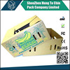 5-ply Strong Fruit Carton Box for Banana ,Fruit Box for Shipping, Fruit Packaging Box