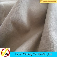 2015 Fashion Textile Fabric High Quality Pure Flax Linen Fabric