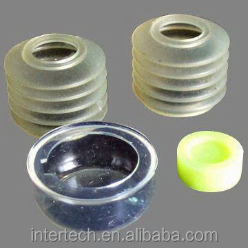liquid silicone rubber mold making for medical grade products