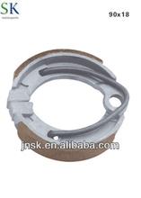 Motorcycle brake parts PIAGGIO50 BRAKE SHOE china manufacturer for suzuki,yamaha,honda,piaggio, vespa,kawasaki,triumph, peugeot.