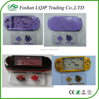 Full Housing Shell Faceplate Case Repair Replacement for Sony PSP 3000 Console housing shell