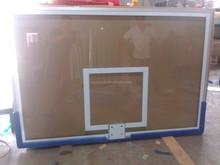 1800*1050mm All Aluminum Frame 12mm/10mm Tempered Glass Basketball Backboard