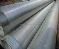 High collapses low carbon galvanized water well screen/water filter mesh screen(China manufactury)