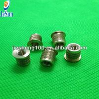 China manufacturing Plastic Moulding Inserts
