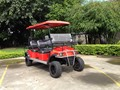 4 Seater electric off-road golf hunting cart AC system good quality with CE certificate