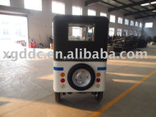 Electric three wheel motor bike for Passenger
