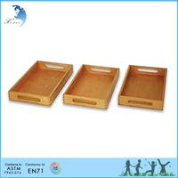 Children preschool educational montessori materials toys