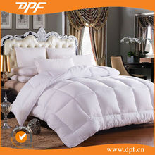 2015 fashion style five star hotel quilt for sale