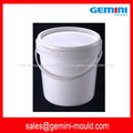 Molde de injeção de alta qualidade para balde plástico