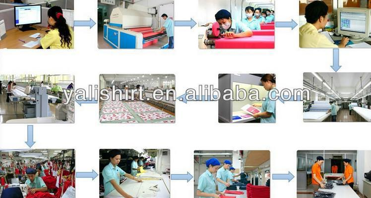 Super quality embroider shirt