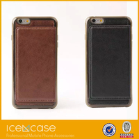 2015 Luxury Genuine Leather Phone Cases for iPhone 6,colorful leather phone case for iphone6