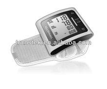 Colorful Wrist Watch Blood Pressure Monitor Automatic Measurement