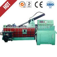 series hydraulic scrap metal baler/compactor/bailing machine