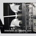 inyección de plástico de fábrica