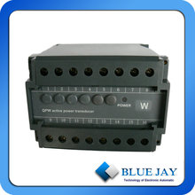 Analog Output Power Sensor Three Phase Power Transducer