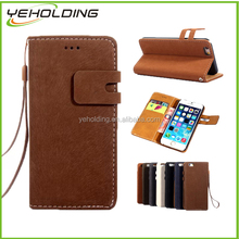 leather mobile phone case for iphone 6
