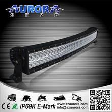 "Aurora LED 40"" 400W Curved reflector off road led light bars"