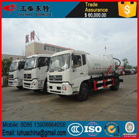 vacuum sewage suction truck street cleaning truck vacuum truck sale