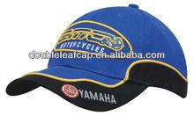2014 new design 100% cotton working caps / sport baseball hat