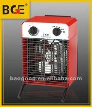 3000 W Industrial calentador de pared