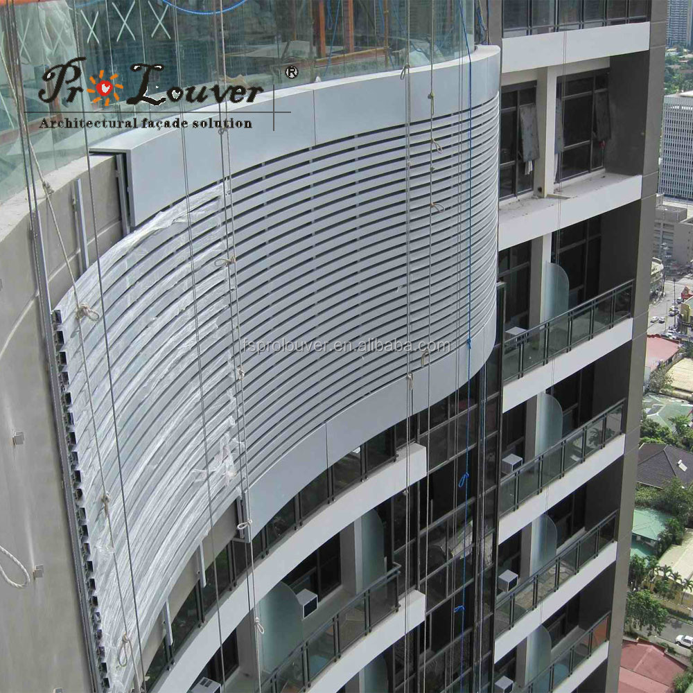 curtain wall louver detail ~ decorate the house with beautiful