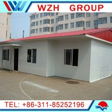 most popular products prefabricated house /china supplier prefab house/china manufacturer green house