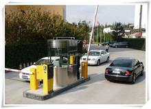 Automatic payment card dispenser car parking control system