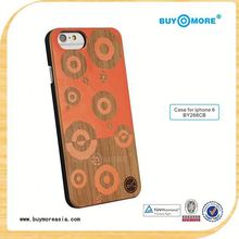 new products smart phone accessories wooden case for iphone