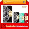 China Product Bling Wallet Case For iPhone 5