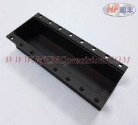 Anodized Aluminum Customized CNC Precision machining mill parts