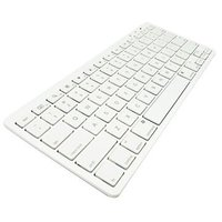 Bluetooth keyboard with Using with non-bt enquired PC Or laptop requirmed bluetooth usb adaptor.