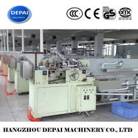 Automatic paper stick cotton swabs making machine