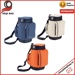 hot popular outdoor cooler bag shoulder lunch bag golf lunch bag