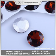 Wholesale Teardrop Sew on Crystal AB Rhinestone with Claw Setting