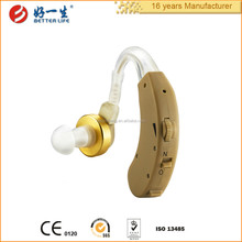 hot selling BTE hearing aid ear tips