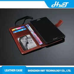 leather wallet case for cell phone,leather case samsung galaxy Note 4
